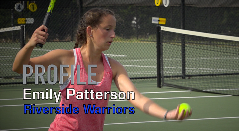Profile: Emily Patterson, Riverside Warriors