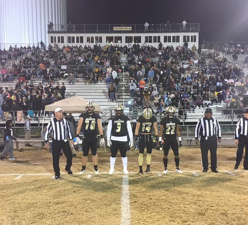 Greer Advances to State Football Finals