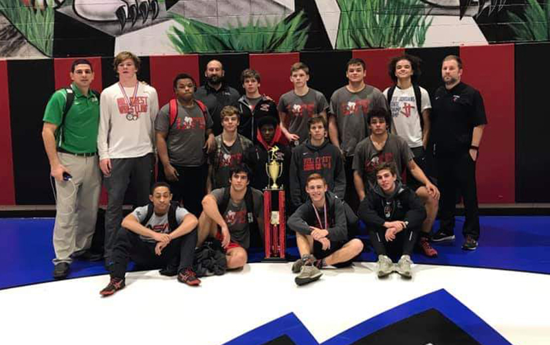 2019 Greenville County Wrestling Championship