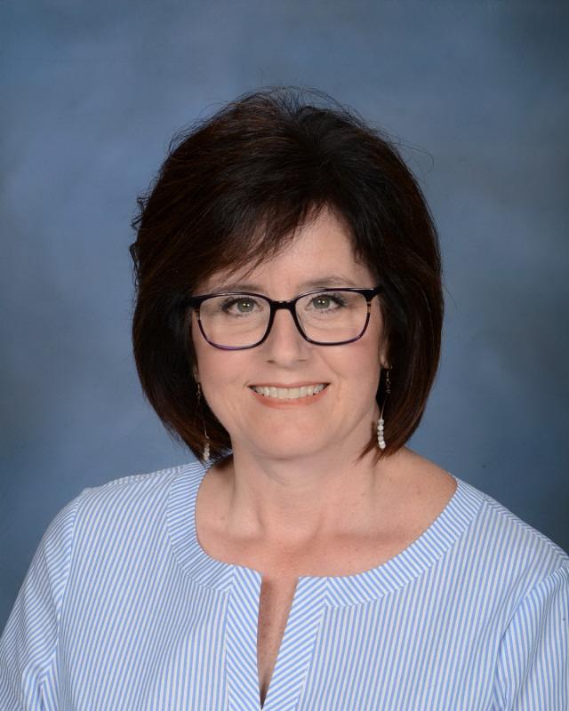 Teacher of the Year-Pam Wells