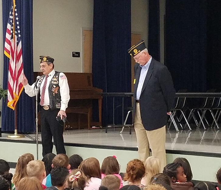 Brook Glenn Celebrates Our Veterans