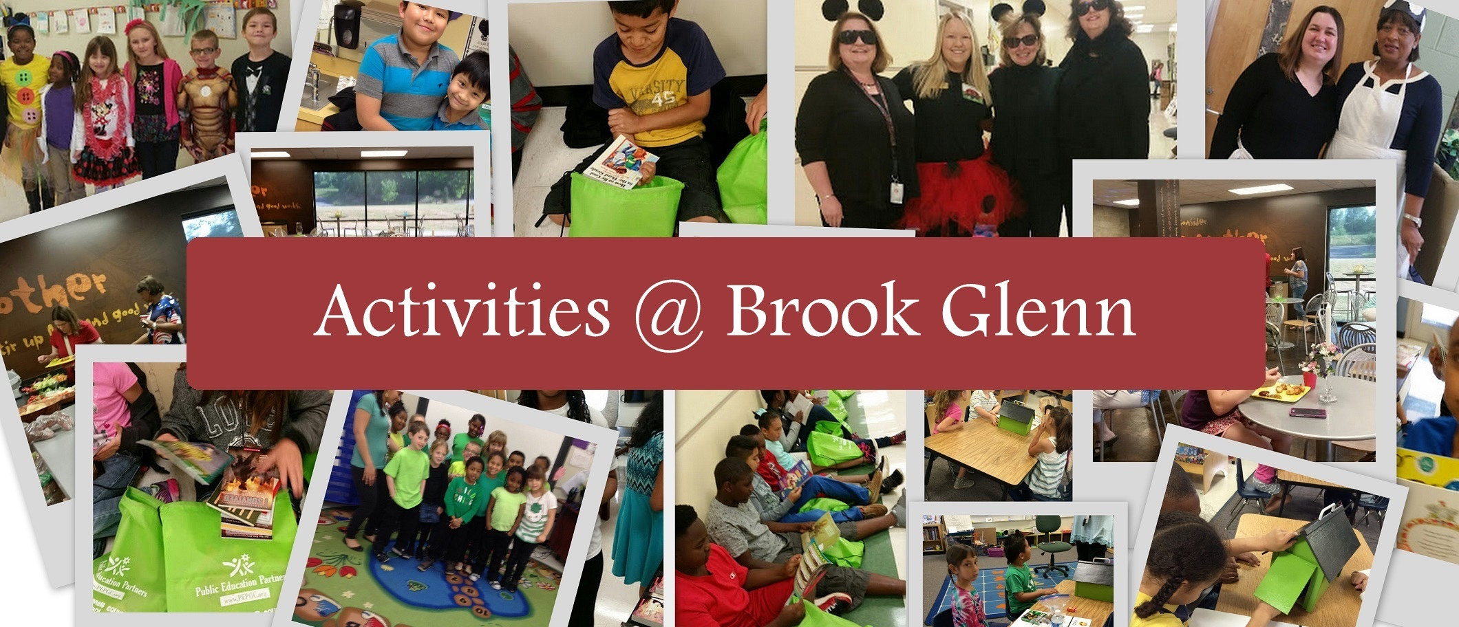 Activities at Brook Glenn