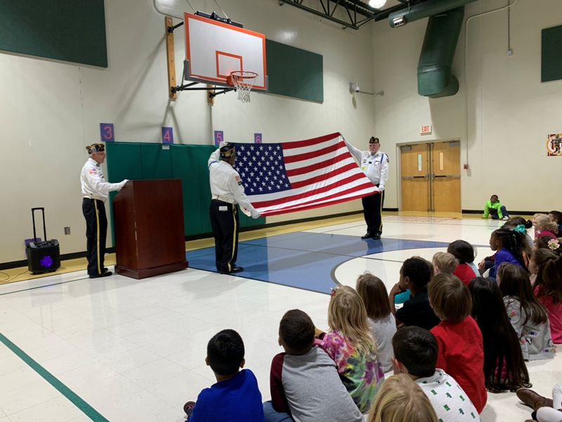 Veteran's Day @ Brook Glenn