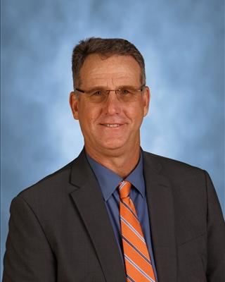 Principal Micheal Delaney