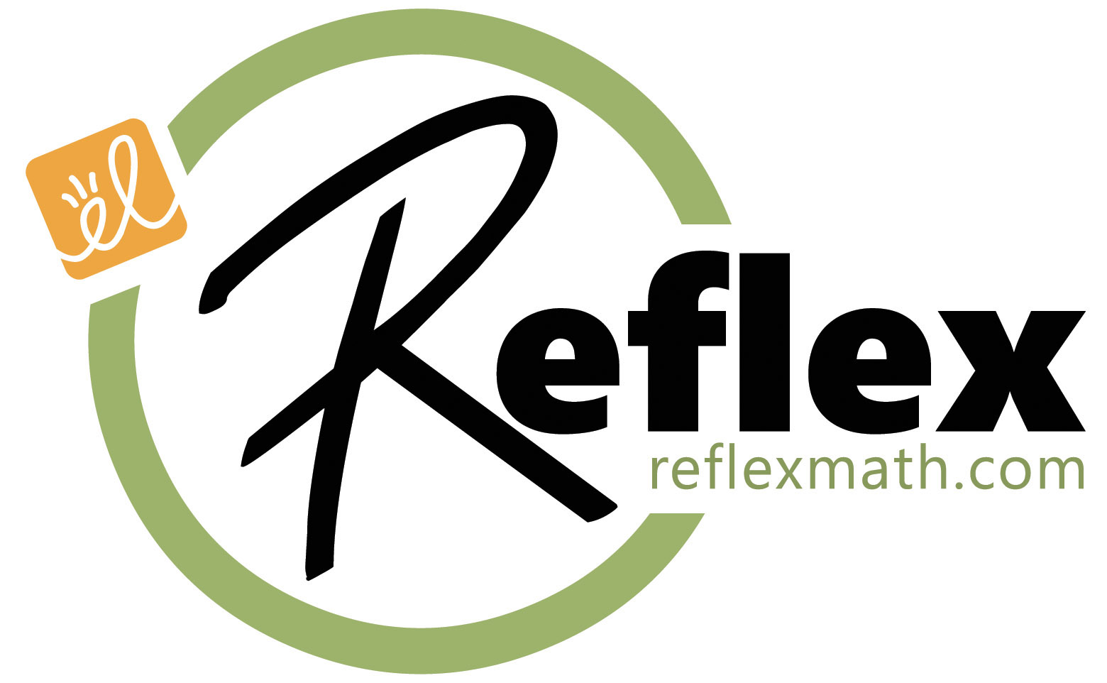 Image result for reflex math logo