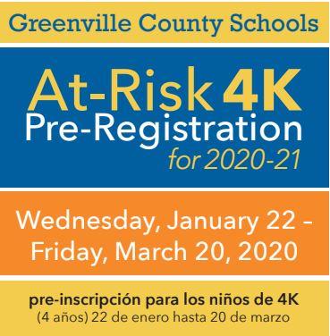 4K Registration 2020