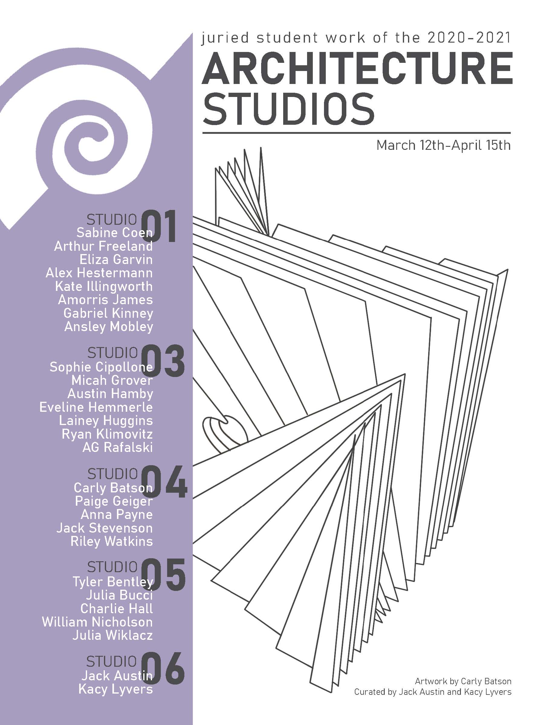 Architecture Juried Show