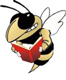 Book Jacket Bee