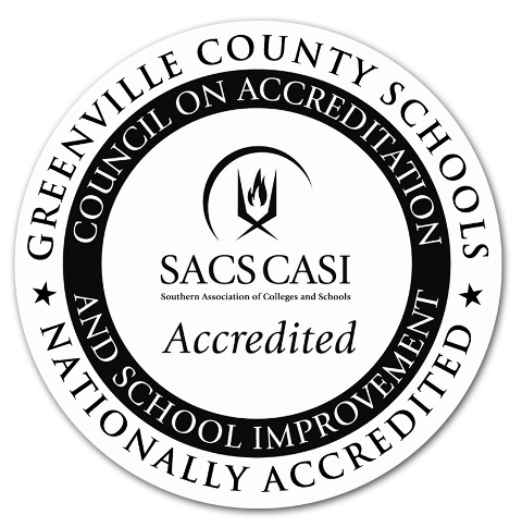 Greenville County Schools Recommended for National Re-Accreditation