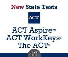 ACT Aspire, ACT WorkKeys, The ACT