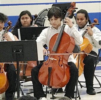 Lakeview Orchestra #2