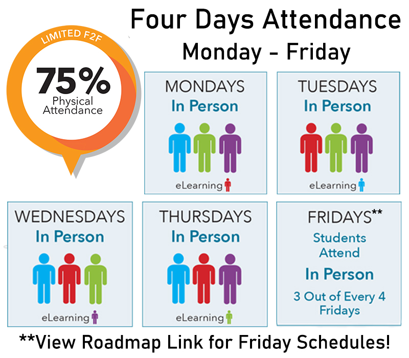 75% Attendance Plan Begins January 19, 2021