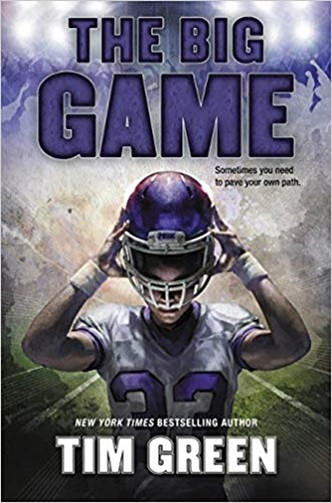 book cover: The Big Game