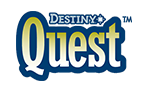 button: Destiny Quest logo