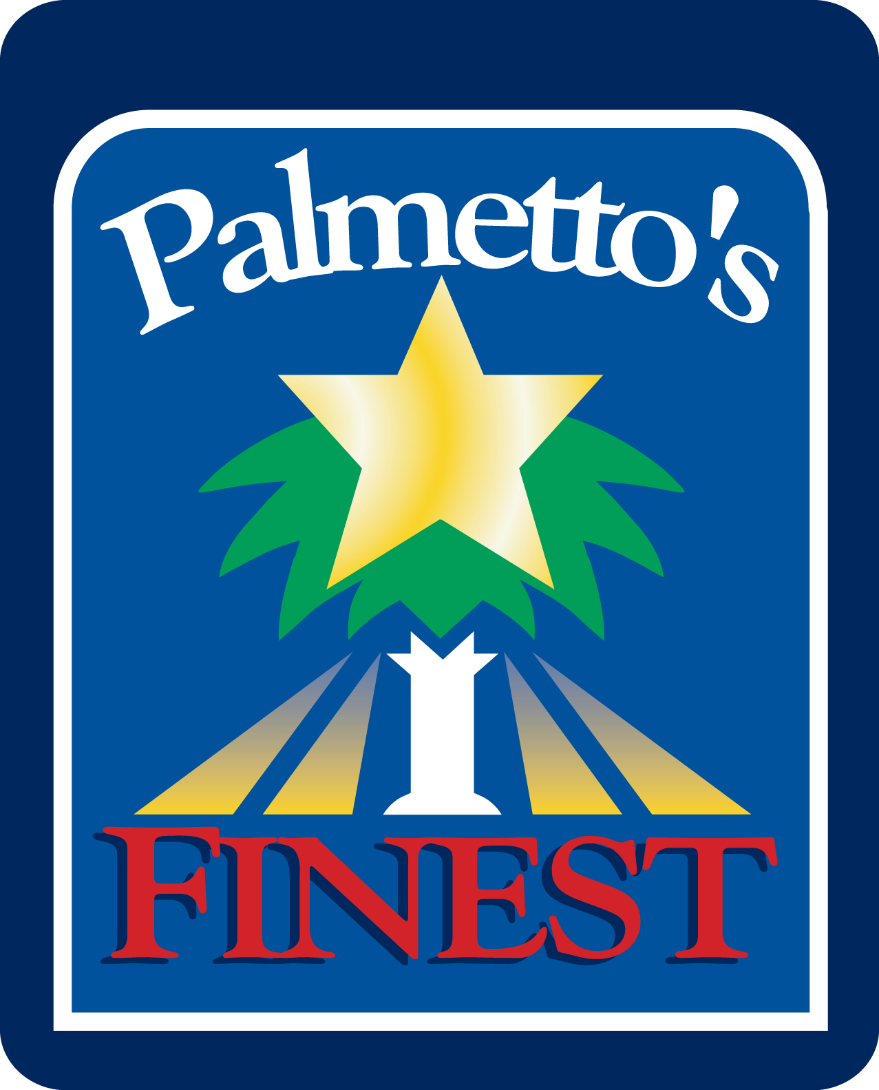 Palmetto's Finest Logo