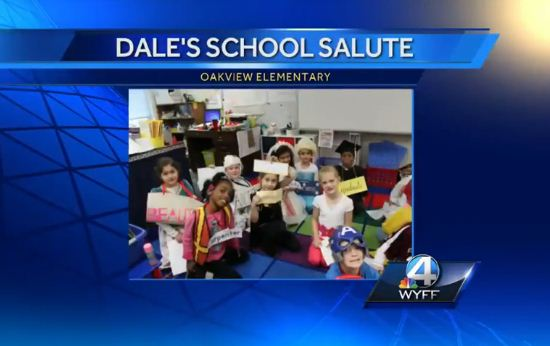 Greaves Class School Salute