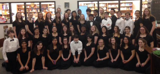 "Congrats to all of the RHS Orchestra students for a wonderful performance at Concert Festival. The RHS Orchestra scored the highest rating of ""Superior"" this past Friday as they performed grade V-VI music. Great job orchestra students!"