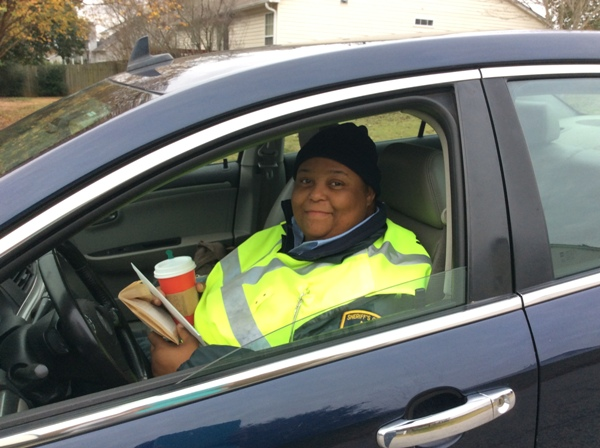 RMS Crossing Guard Mrs. Robinson