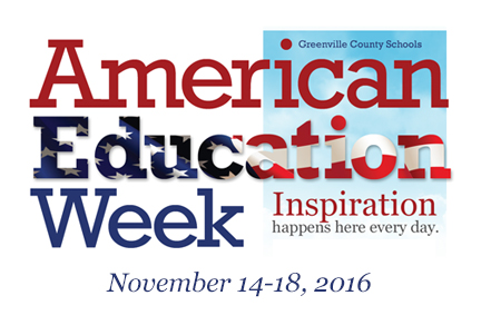 American Education Week November 14-18