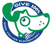 Give 100% logo