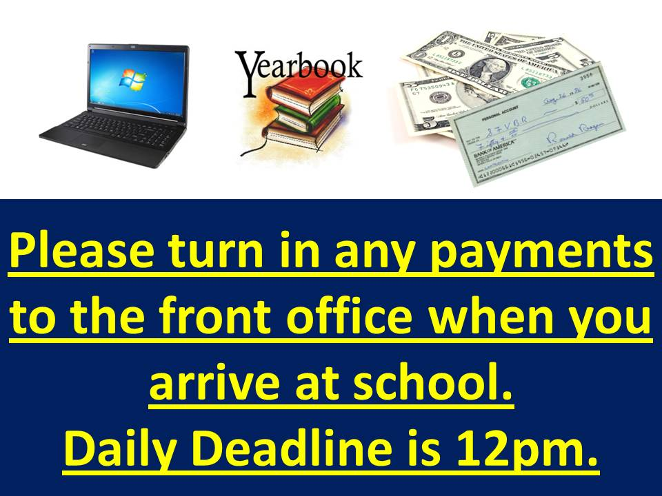 school payments reminder