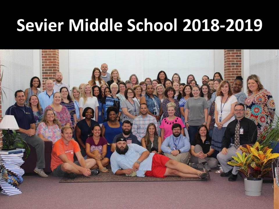 sevier faculty picture 2018-19