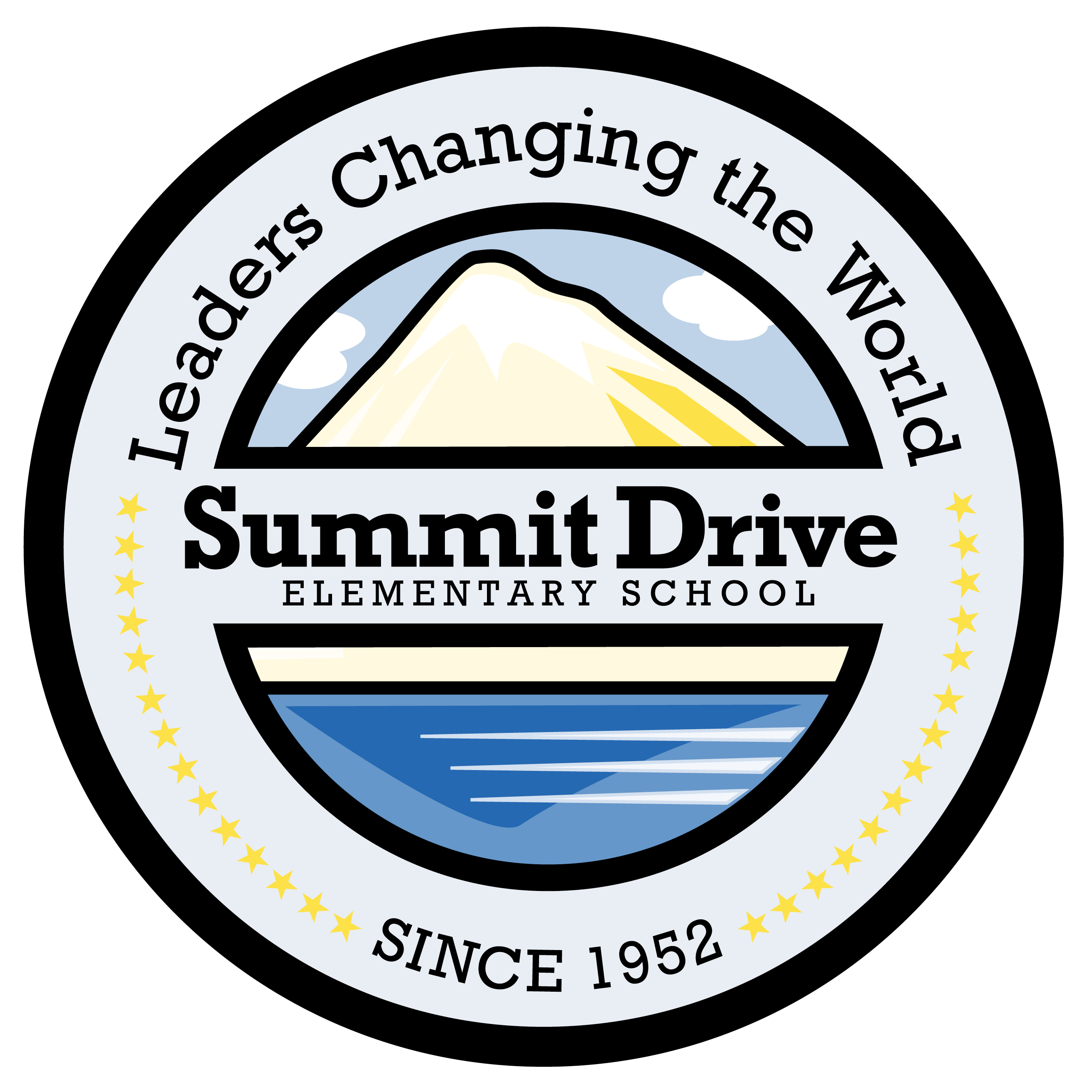 Summit Drive ES Logo