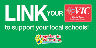 Harris Teeter - Link your VIC to support your local schools!