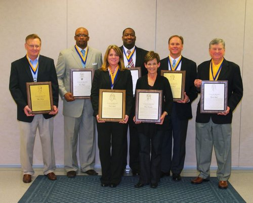 Hall of Fame Induction 2011