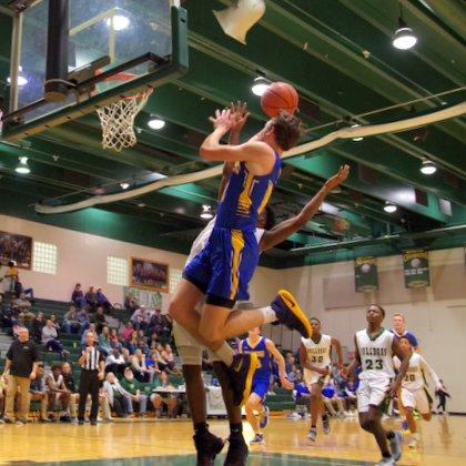Boys' Basketball vs Berea