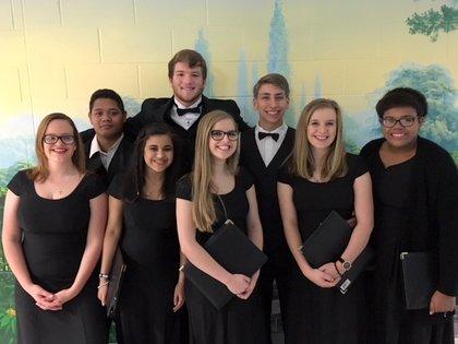 District Honor Choir Members