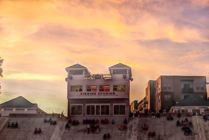 HSirrine Stadium