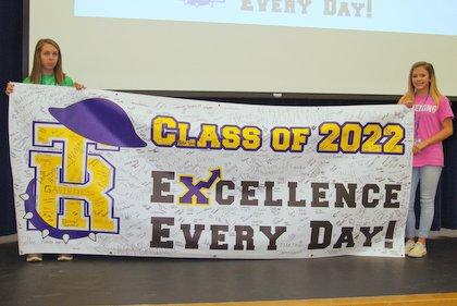 Freshman Banner