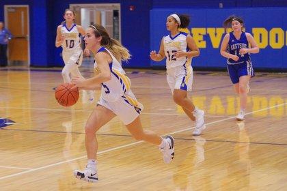 Girls' Basketball vs Eastside