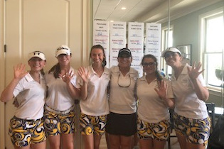Girls' Golf Team