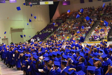 Pictures of Jl Mann High Graduation 2014