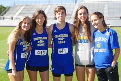 Cross Country All Region