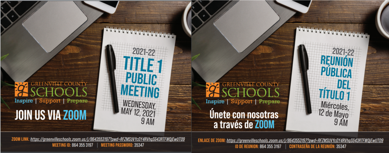 information about title one meeting