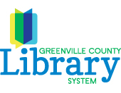 white box with Greenville Public Library words