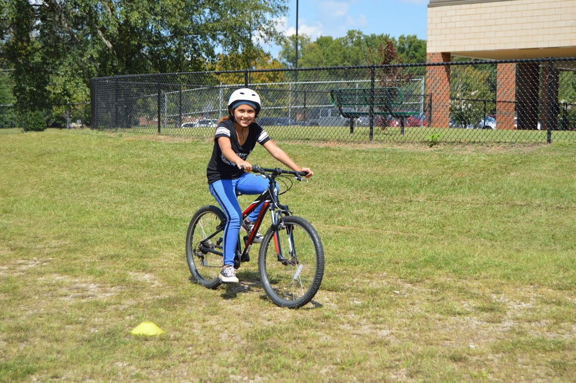 Bike Safety at Westcliffe