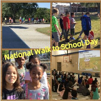 National Walk to School Pic